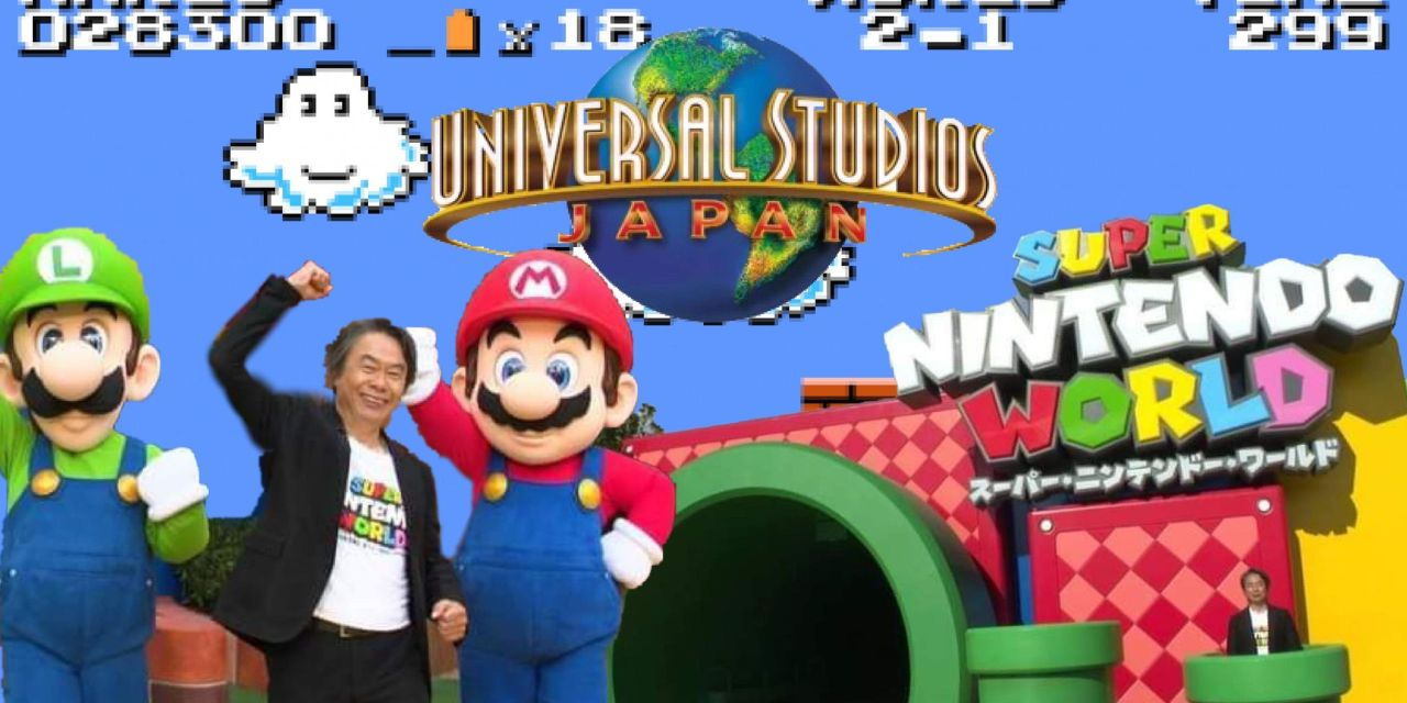 Super Mario Creator Shigeru Miyamoto Gives Fans Exclusive Peek At Super Nintendo World