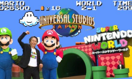 Super Mario Creator Shigeru Miyamoto Gives Fans Exclusive Peek At Super Nintendo World
