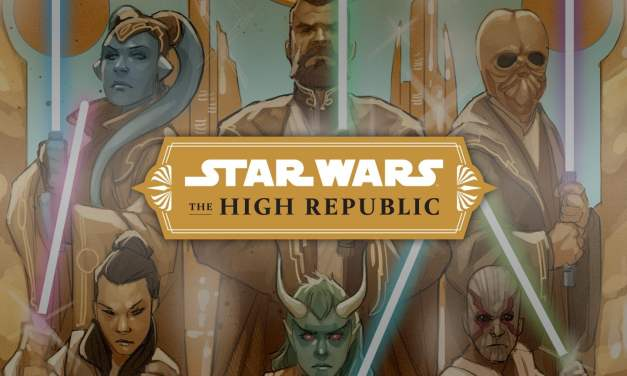The High Republic: New Star Wars Animated Series Reportedly In Development