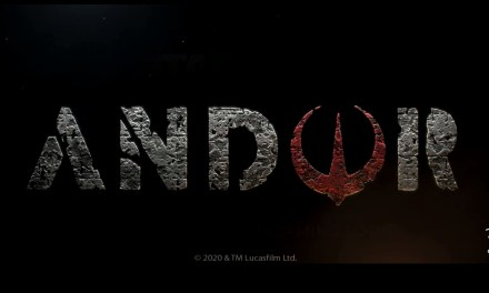 Exciting Sizzle Reel for Star Wars' Andor Series Debuts During Disney Investor Day