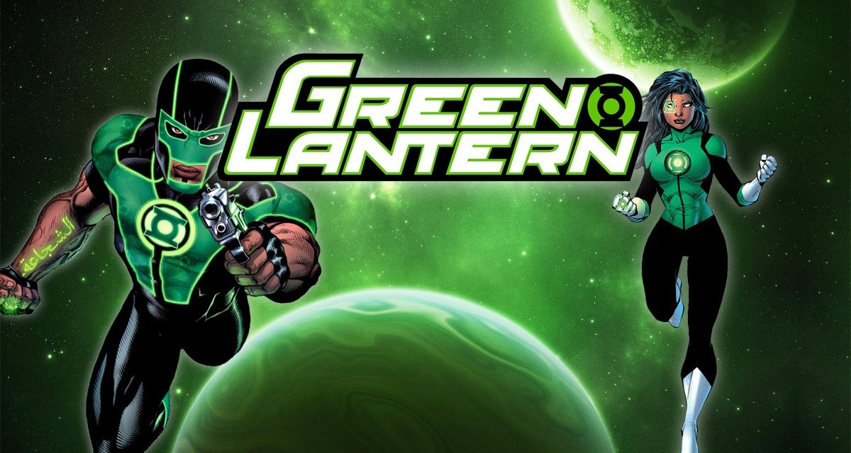 Green Lantern: New Character Description Reveal Simon Baz and Jessica Cruz as Series Regulars: Exclusive
