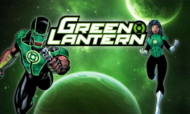 Green Lantern: New Character Description Reveal Simon Baz and Jessica Cruz as Series Regulars: Exclusive