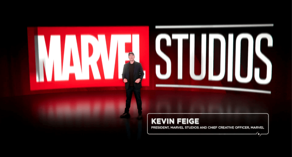 Kevin Feige Disney Investor Day 2020 Charlie Cox