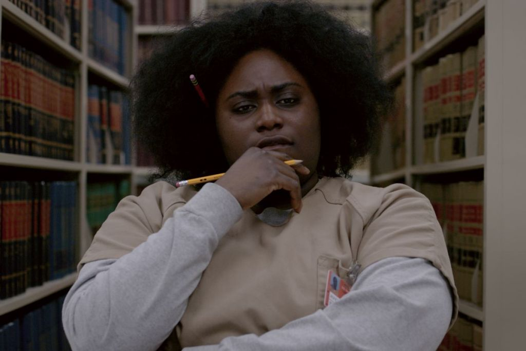 Danielle Brooks Orange is the New Black Peacemaker