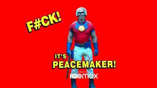Peacemaker banner John Cena