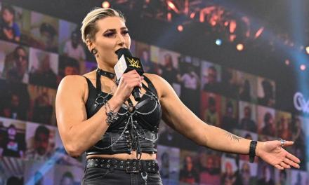 Rhea Ripley On Losing Momentum And Ready To Overcome Losing Confidence