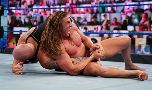 WWE Riddle