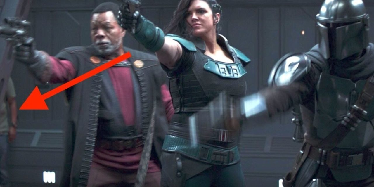 Infamous Production Crew Member From The Mandalorian Chapter 12 The Siege Erased By Disney