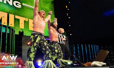 Young Bucks Talk About Wanting to Work With Impact For The Last Two Years