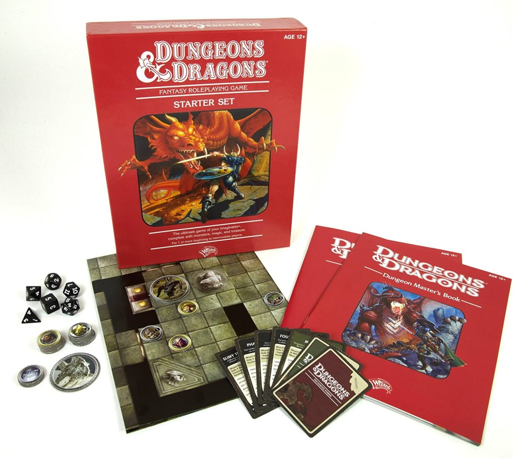 dungeons-&-dragons