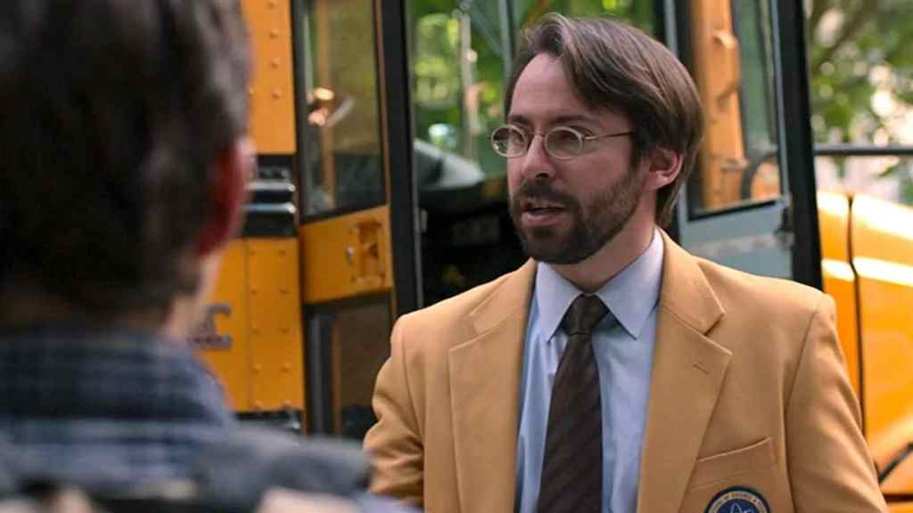 Martin Starr Spider-Man 3 Spider-Man: Far From Home