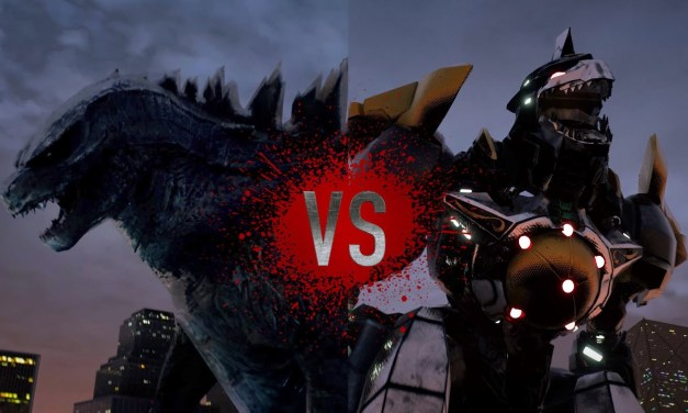 Super Power Beat Down #27: Watch Godzilla vs Dragonzord In An Intense Fight To the Death