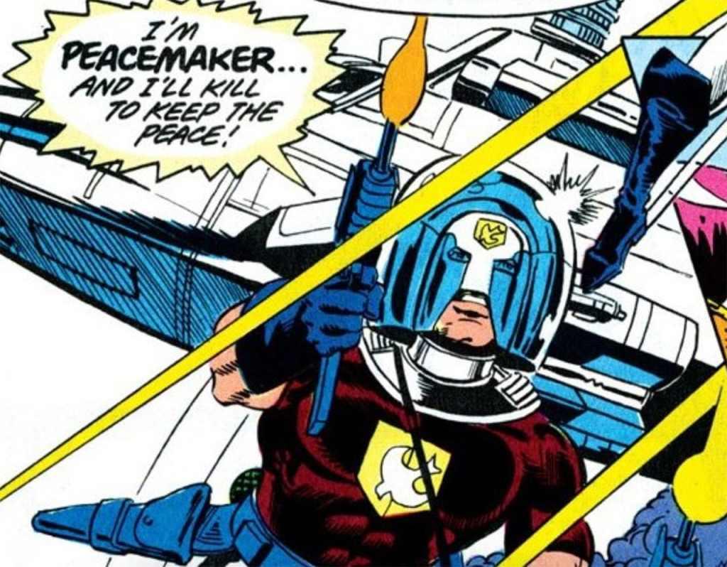 Peacemaker DC Comics