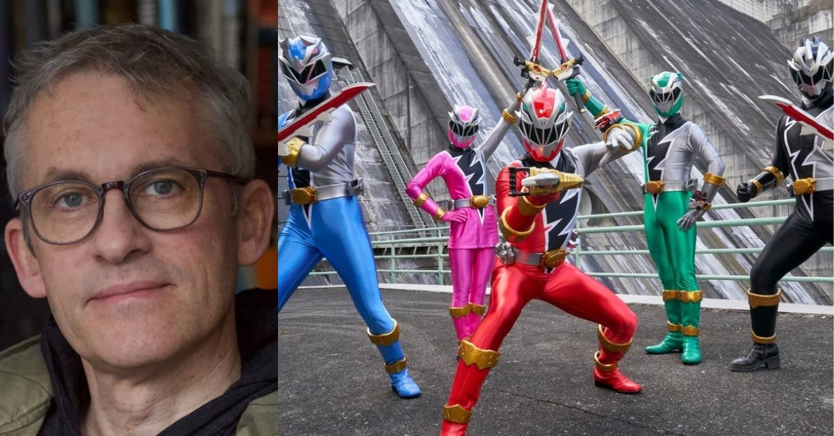 Simon Bennett Discusses The Process Of Making Power Rangers Dino Fury A Reality