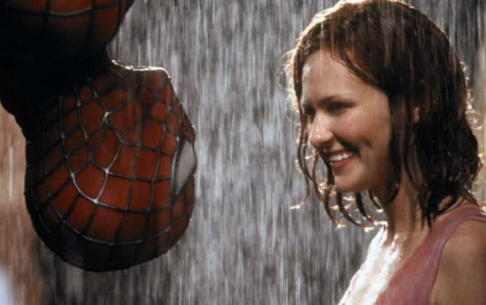Spider-man 3 Kirsten Dunst