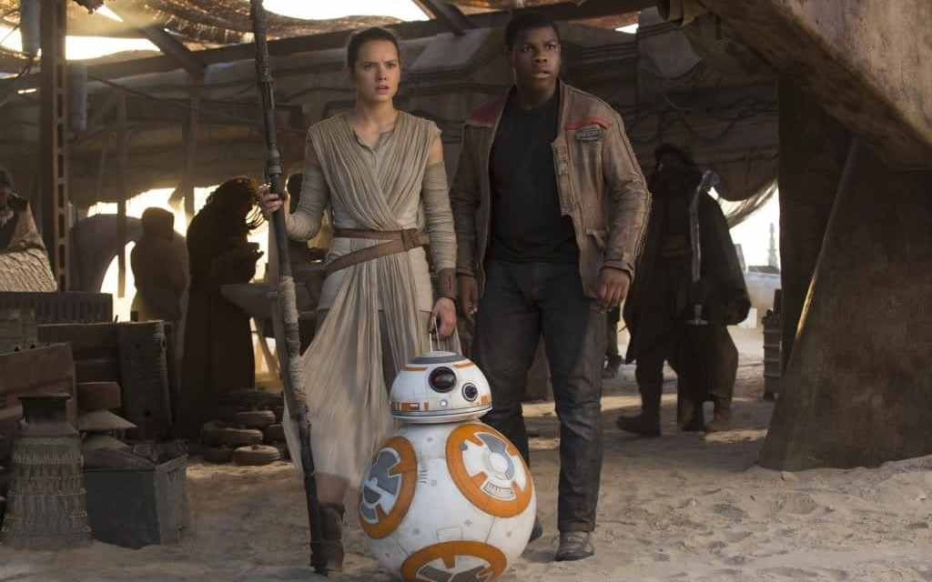 Star Wars Novelist Admits That Lucasfilm Forced Him To Not Explore a Romantic Relationship Between Rey and Finn