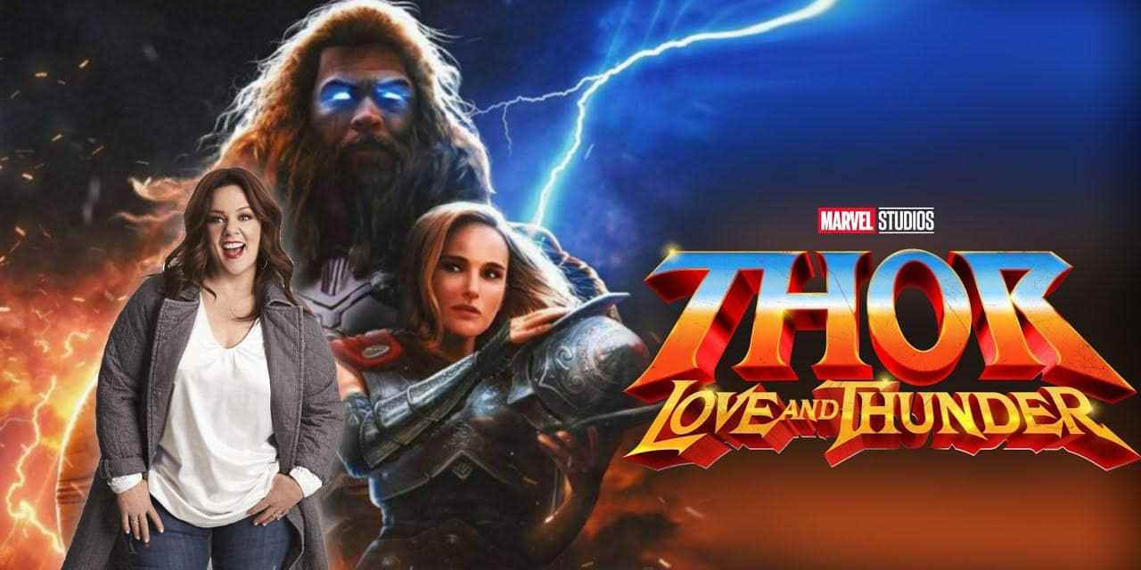 Watch Melissa McCarthy's Audition Tape for Thor: Love and Thunder