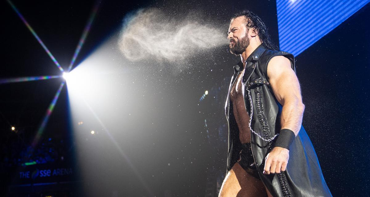 Drew McIntyre Reveals Who He Wants To Win Royal Rumble