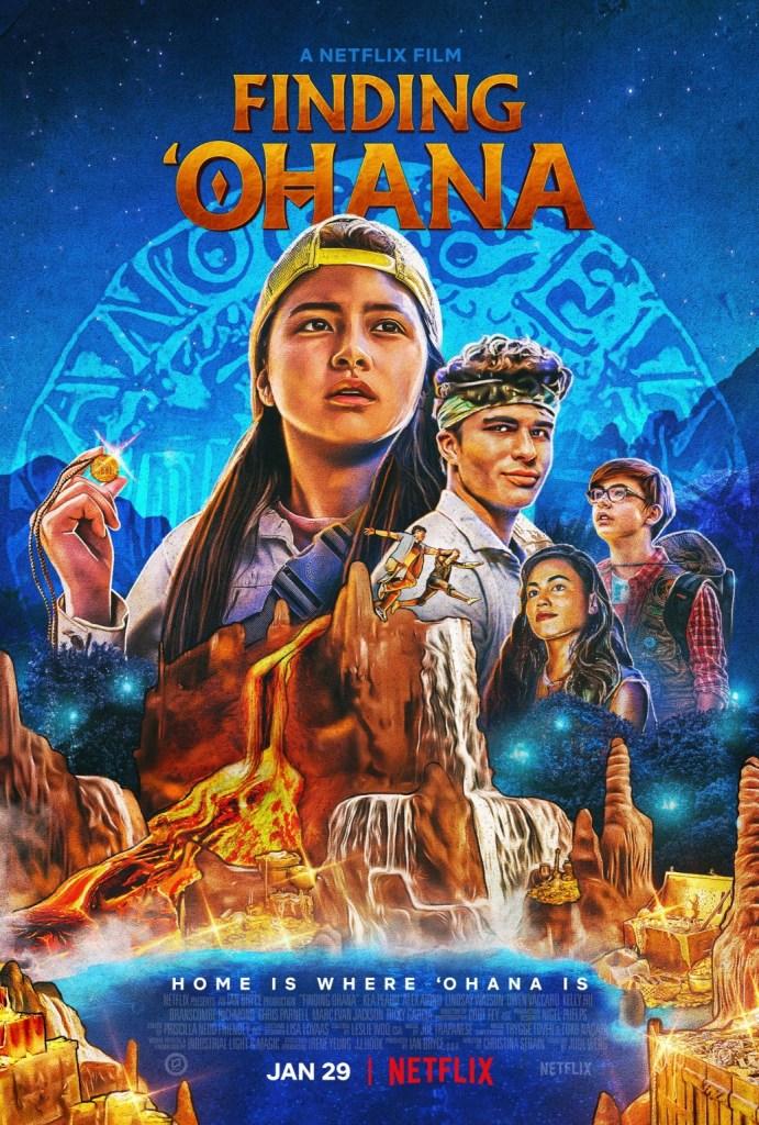 finding ohana on netflix