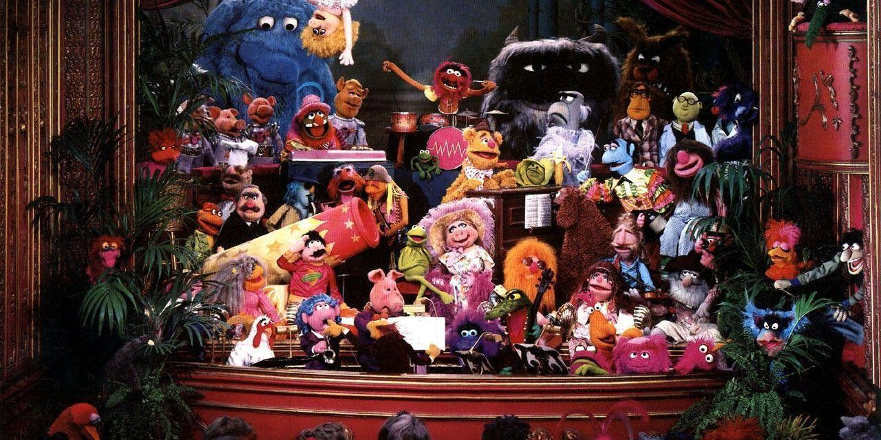 All 5 Seasons Of The Original Muppet Show Coming To Disney Plus