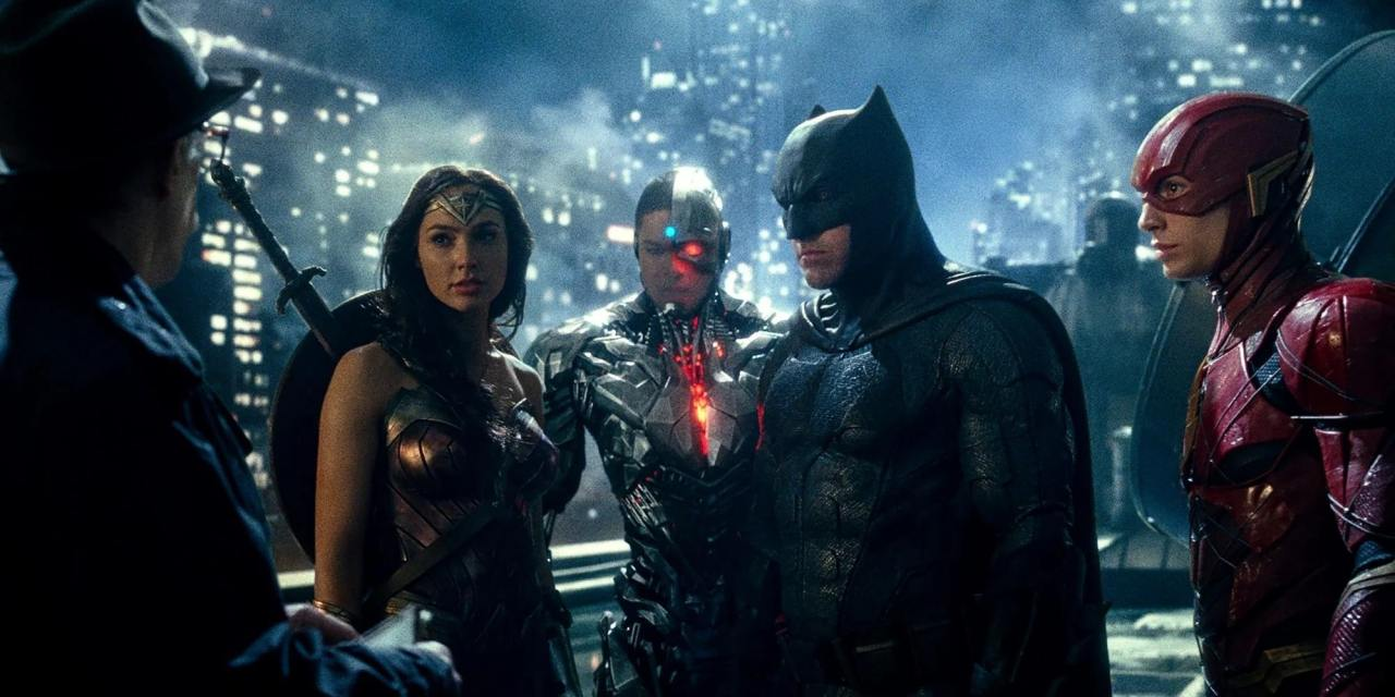 Geoff Johns Will Reportedly Stay at warnermedia Despite Ray Fisher's Latest Claims