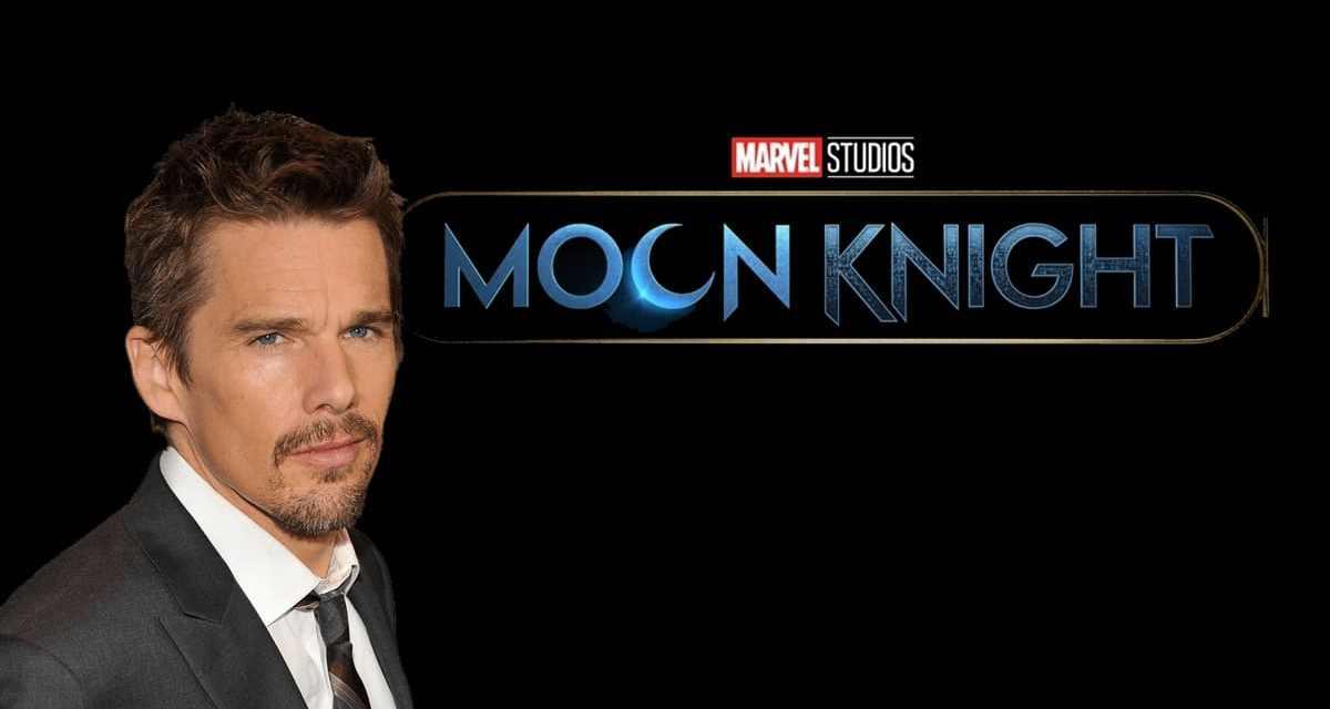 Moon Knight: Ethan Hawke Cast As Villain In New Marvel Studios Vigilante Thriller for Disney Plus