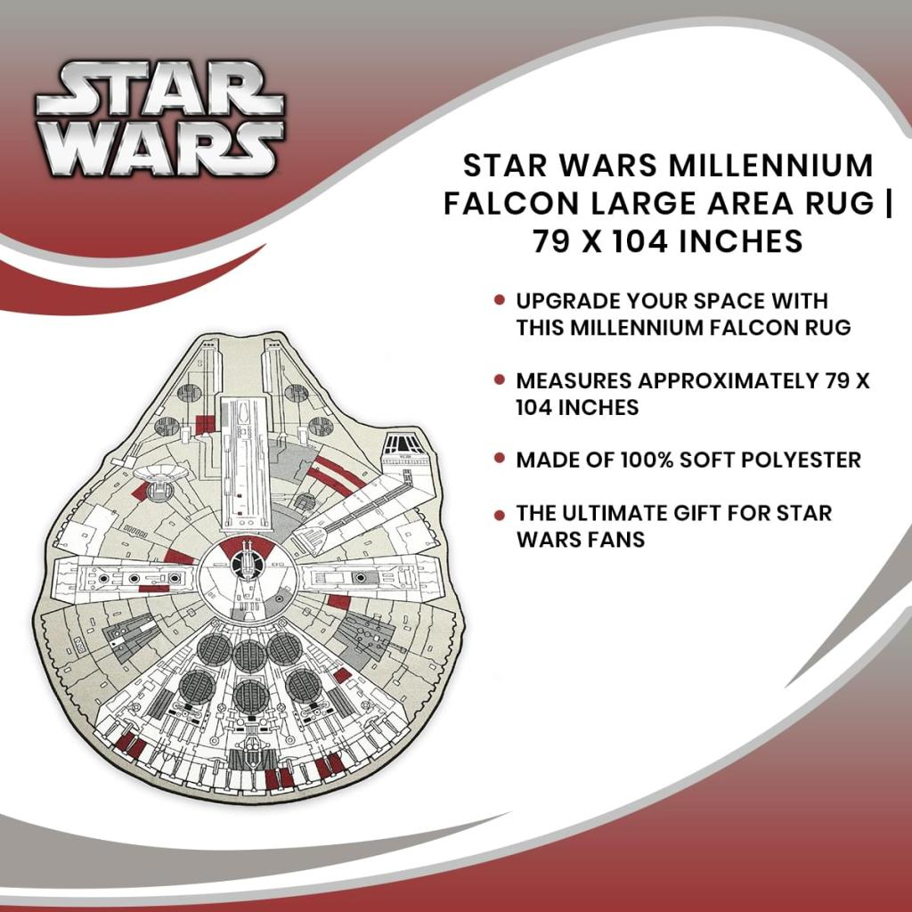 Toynk Toys Sells Officially Licensed Star Wars and Minecraft Area Rugs - The Illuminerdi