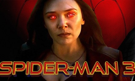 Did Elizabeth Olsen Just Tease That Scarlet Witch Could Appear in Spider-Man 3?