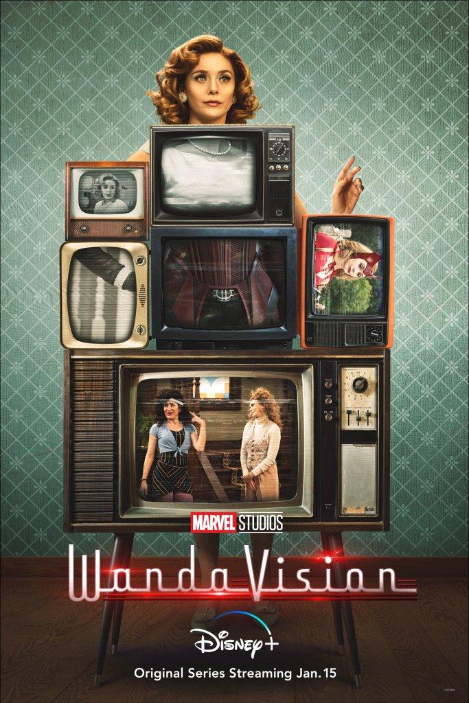 Wandavision poster kevin feige