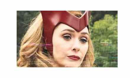 Wandavision: New Look At Poster Still Shows Off Wanda Maximoff's Iconic headpiece