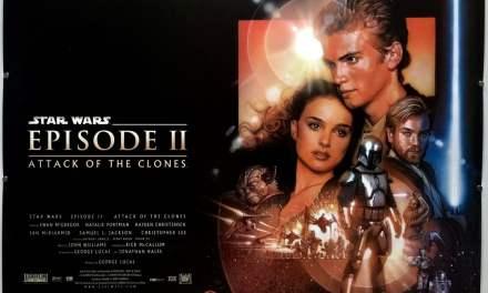 Star Wars: The Illuminerdi Revisits Ep II: Attack of the Clones