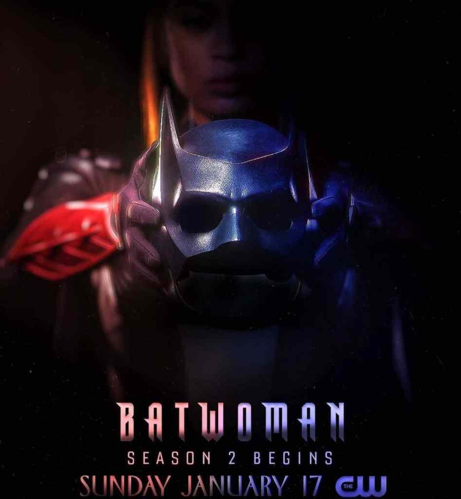 batwoman s2 poster