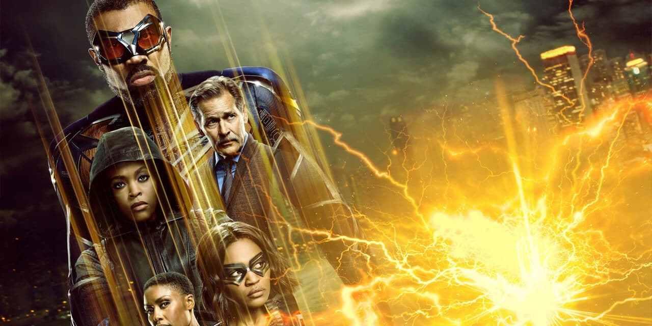 Watch Black Lightning's Final Season Trailer Strike Again!