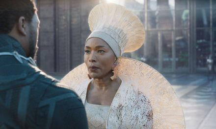"""Black Panther's Angela Bassett On """"Irreplaceable"""" Chadwick Boseman's Secret Fight and Not Being Recast in Sequel"""