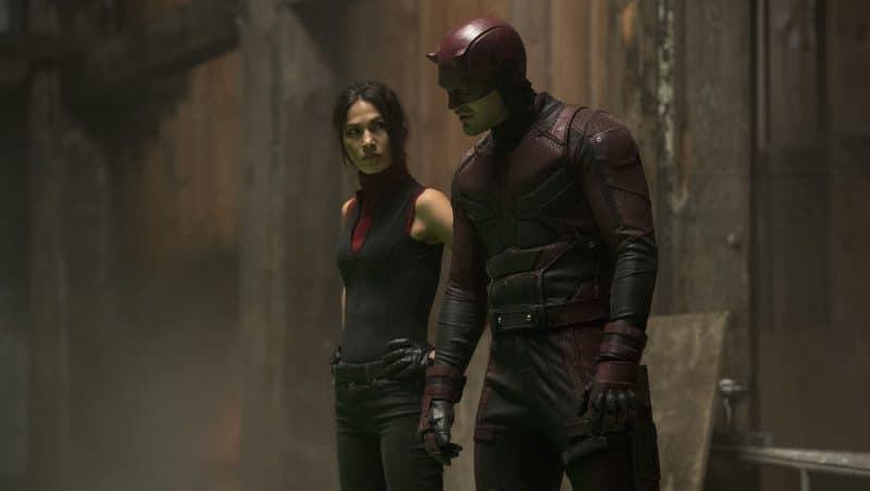 Daredevil Elektra Zack Snyder