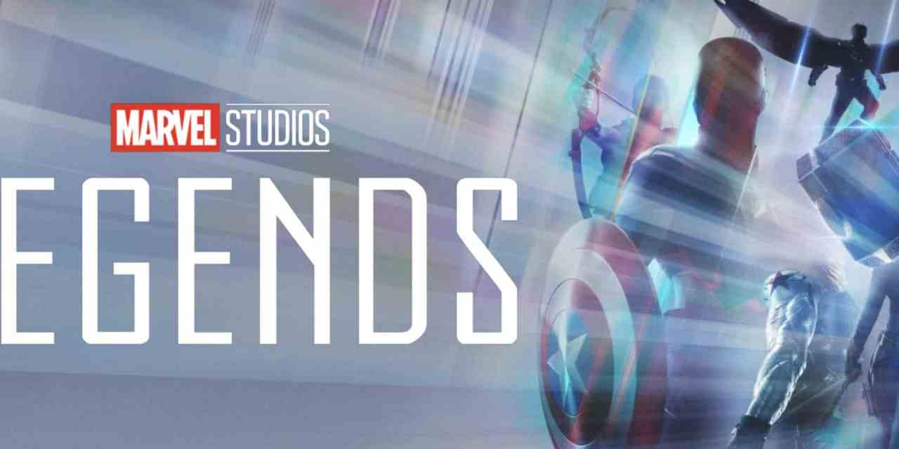 Watch Marvel Studios Legends Trailer Now; New Show Debuts Today On Disney Plus