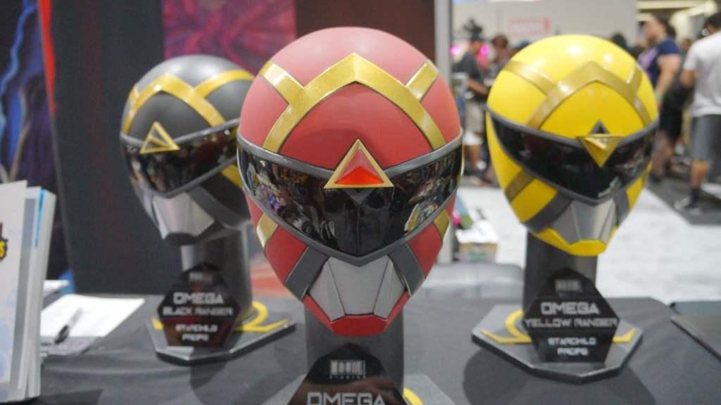 Omega Rangers Power Rangers #3
