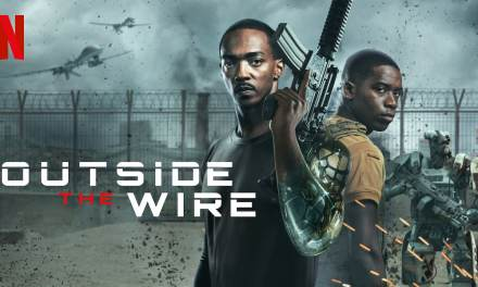 Outside The Wire Review: Great Action Can't Save A Generic Movie