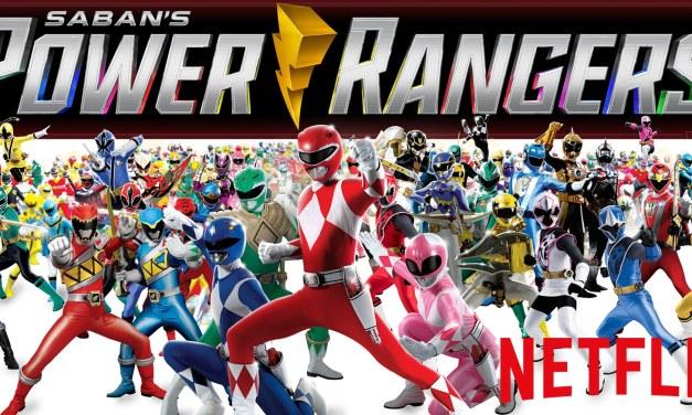 Power Rangers Is Leaving Netflix On February 1st