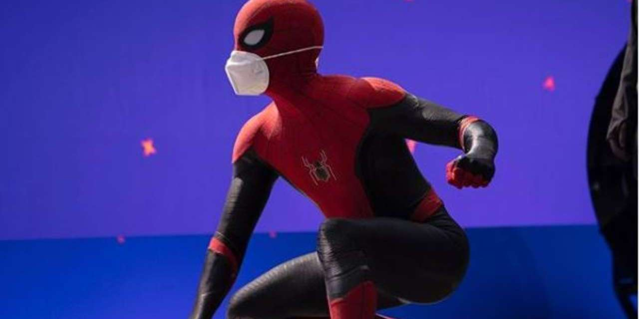 Spider Man 3 Set Photos Of Tom Holland Have Reignited Excitement In MCU Film