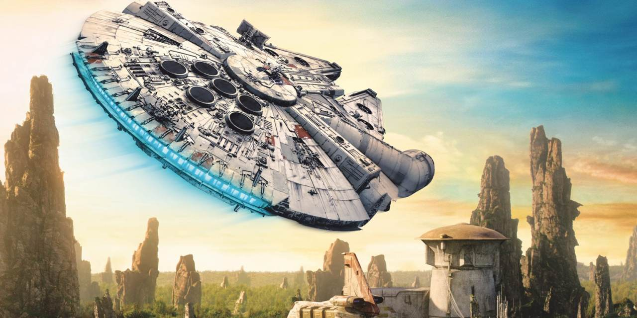 Get a Behind The Scenes look At Disney's Epic Star Wars Attraction: Galaxy's Edge