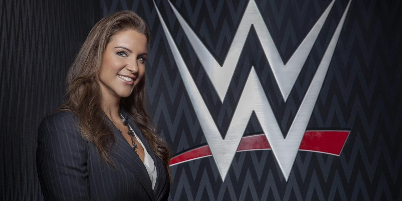 WWE's Stephanie McMahon Is Planning For Live Fans At WrestleMania 37
