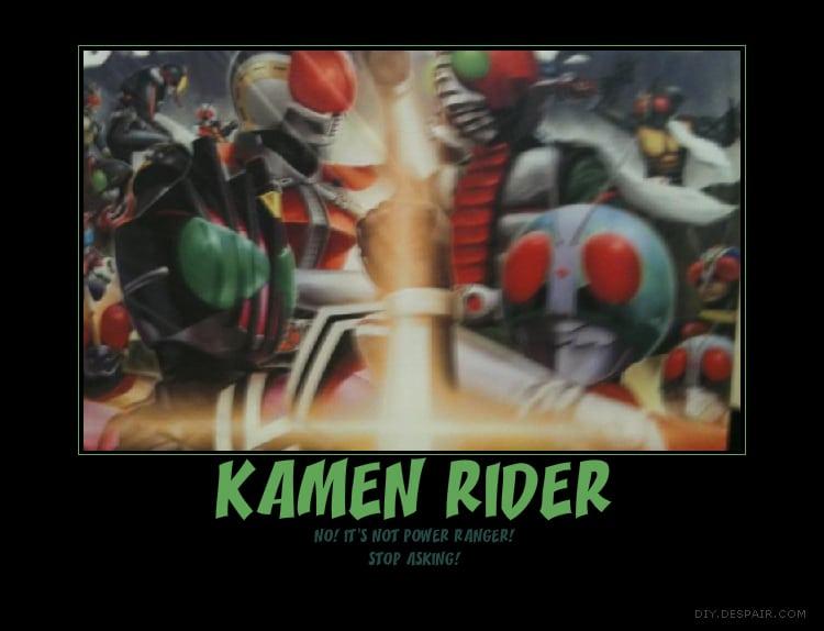 Kamen Rider Coming To Youtube for Free - The Illuminerdi