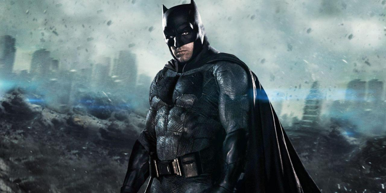 """Ben Affleck's Intense Batman Solo Film """"Would Have Made Fans Proud"""" Says Justice League Storyboard Artist"""