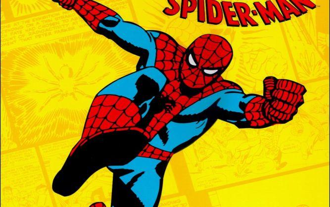 spider-man behind the mask