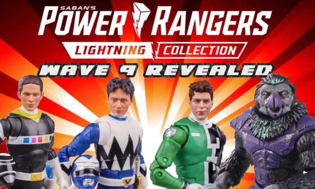 Hasbro's Power Rangers Lightning Collection Wave 9 Revealed and Available Now For Pre-Order