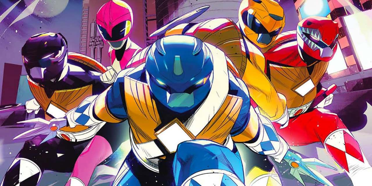 Toy Rumors: Power Ranger Lightning Collection Leaks SPD A Squad and TMNT Crossover Two Packs Leaked