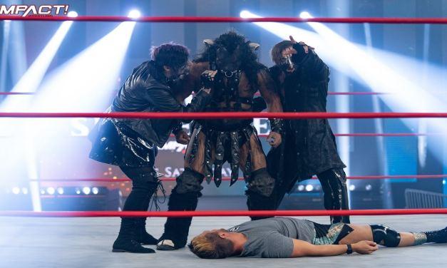 Black Taurus Is Unleashed in IMPACT Wresting