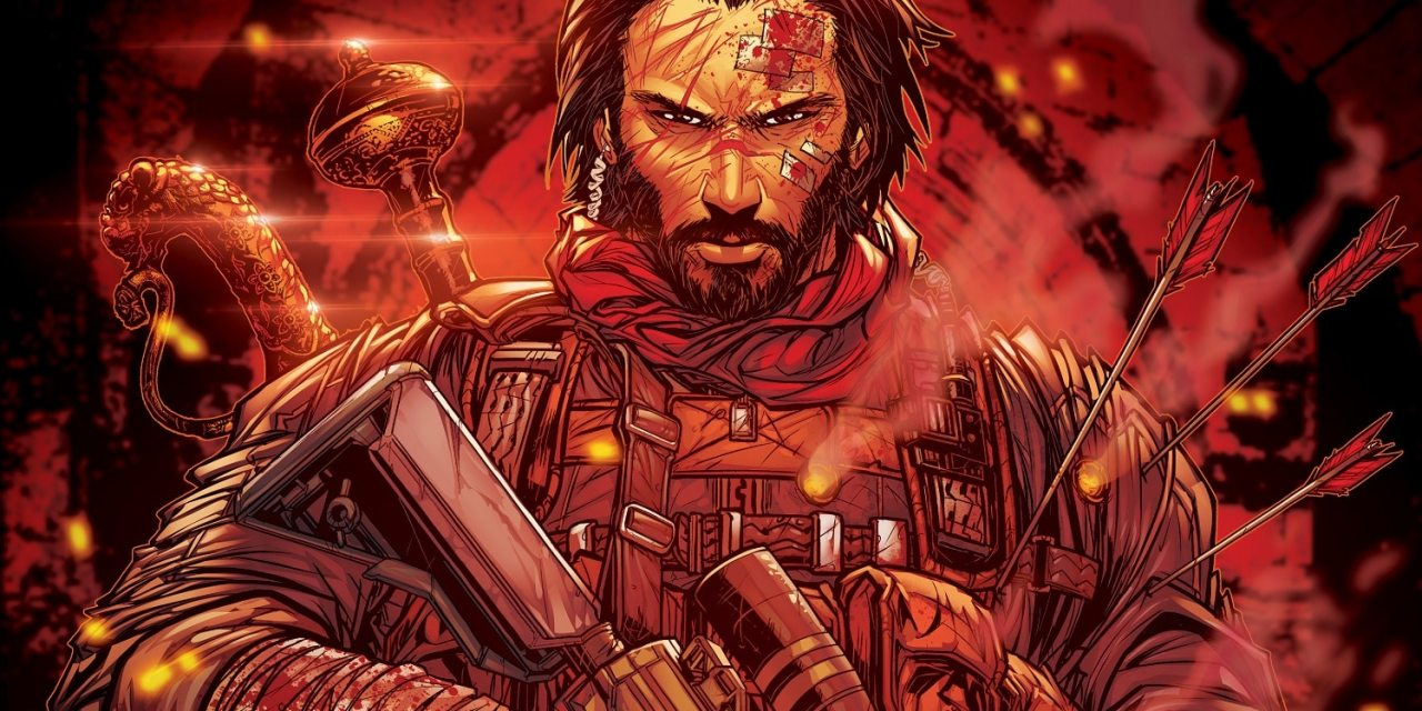 BRZRKR: Keanu Reeves Writing New Limited Series For Boom Studios