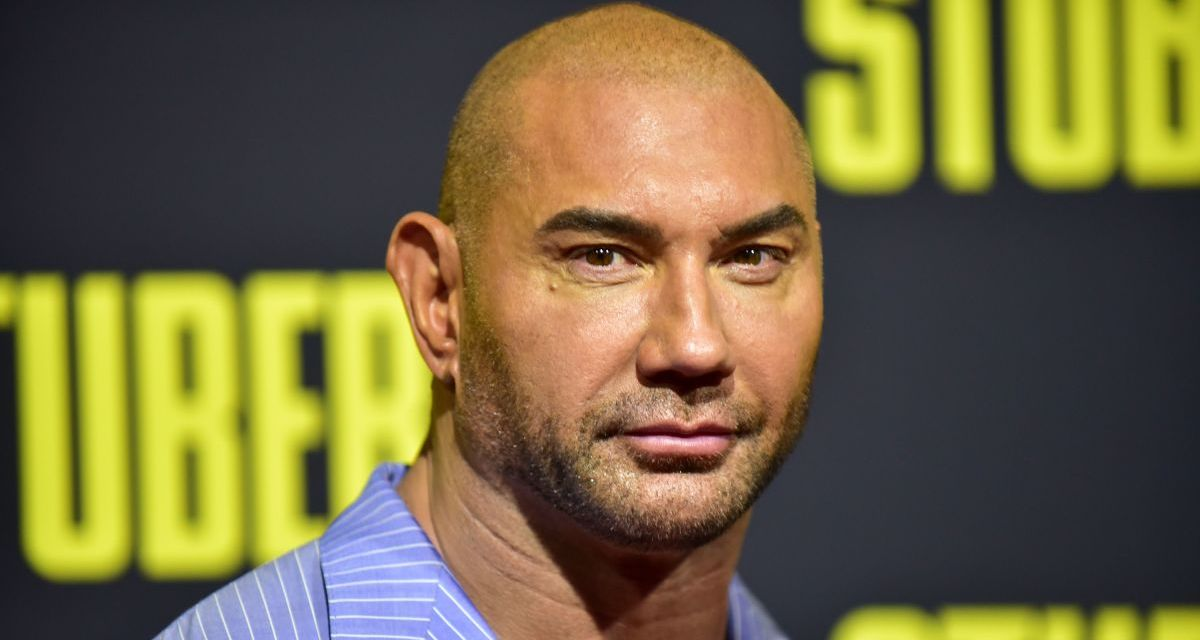 Dave Bautista Really Wanted to Play a Zombie in The Walking Dead